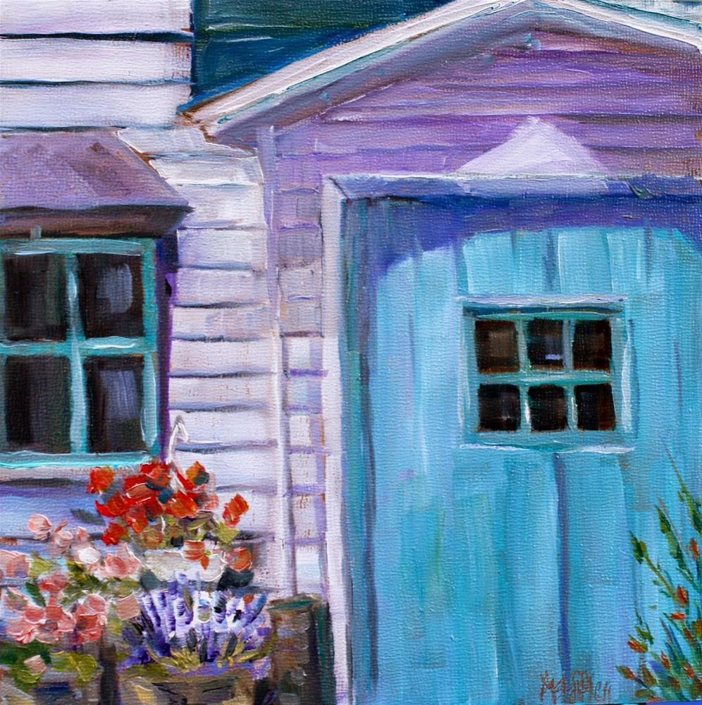 """Lilydale"" original fine art by Maggie Flatley"