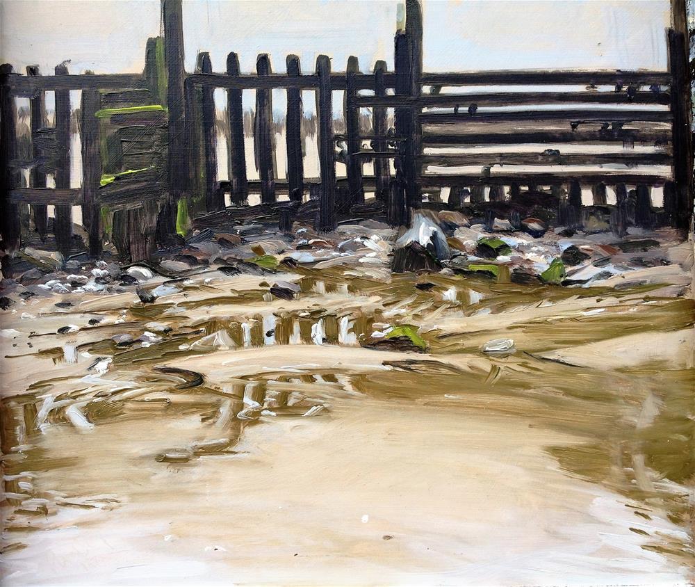 """Overstrand #3"" original fine art by Tanya Pawsey"