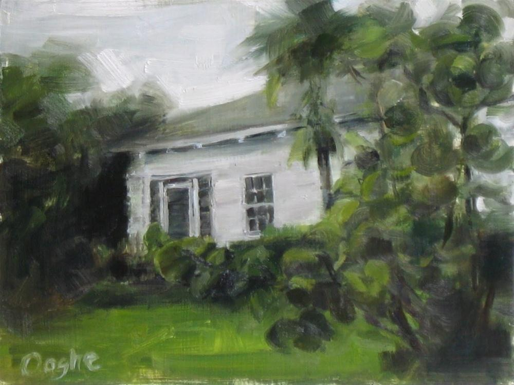 """Home"" original fine art by Angela Ooghe"