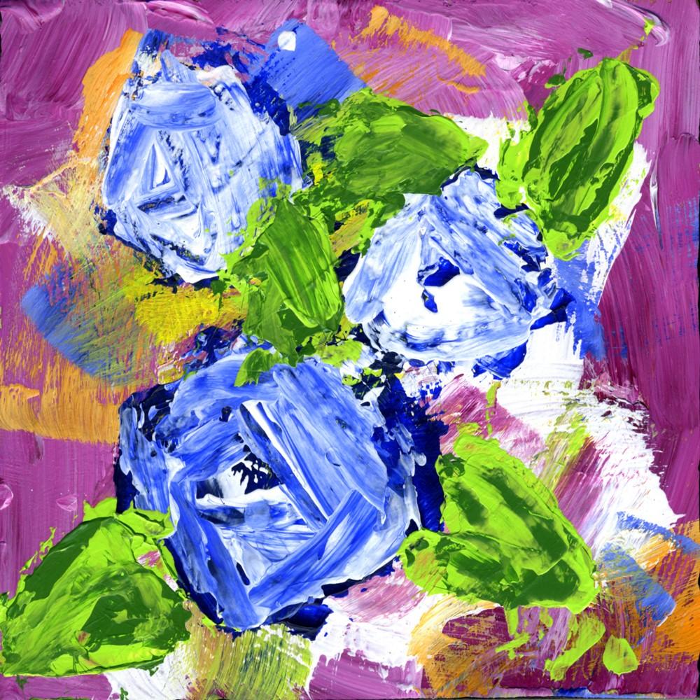 """Beauty Emerging"" original fine art by Kali Parsons"