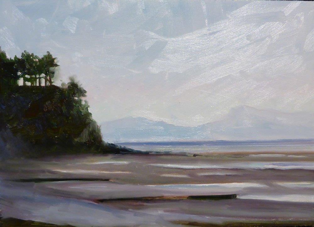 """""""Early Morning"""" original fine art by Carolynn Doan"""