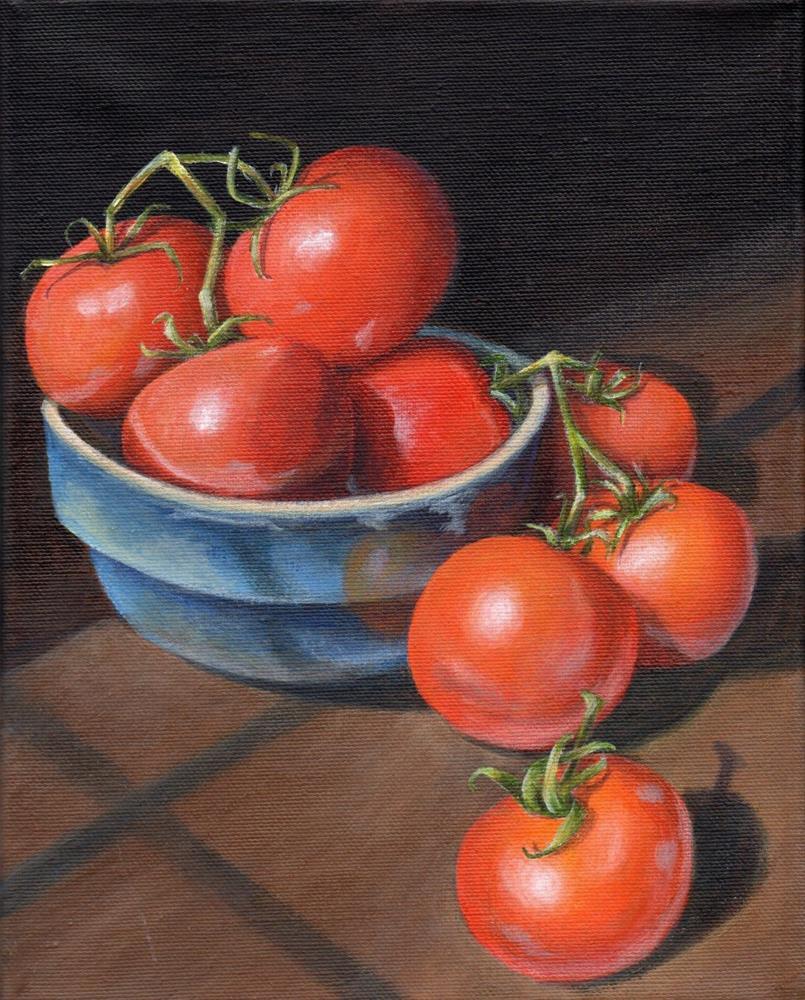 """Abundance"" original fine art by Debbie Shirley"