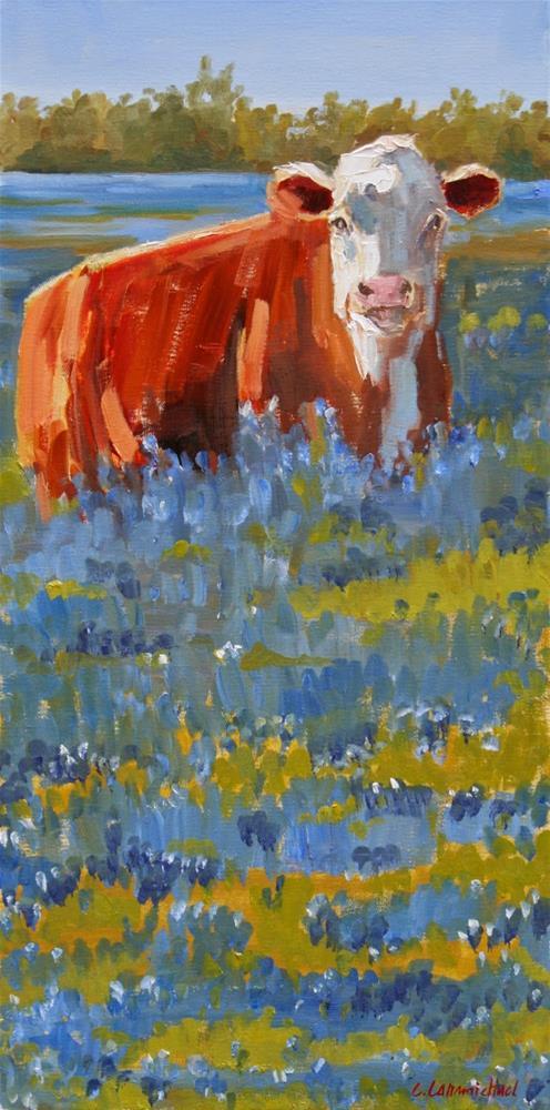 """in season"" original fine art by Carol Carmichael"