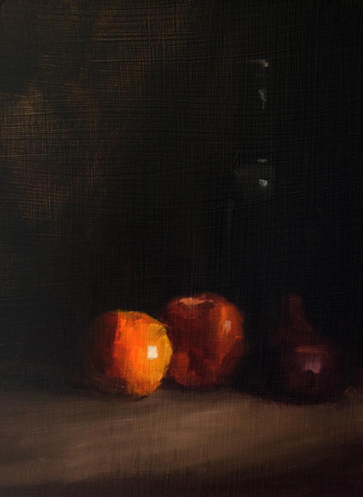 """Shady Company"" original fine art by Neil Carroll"