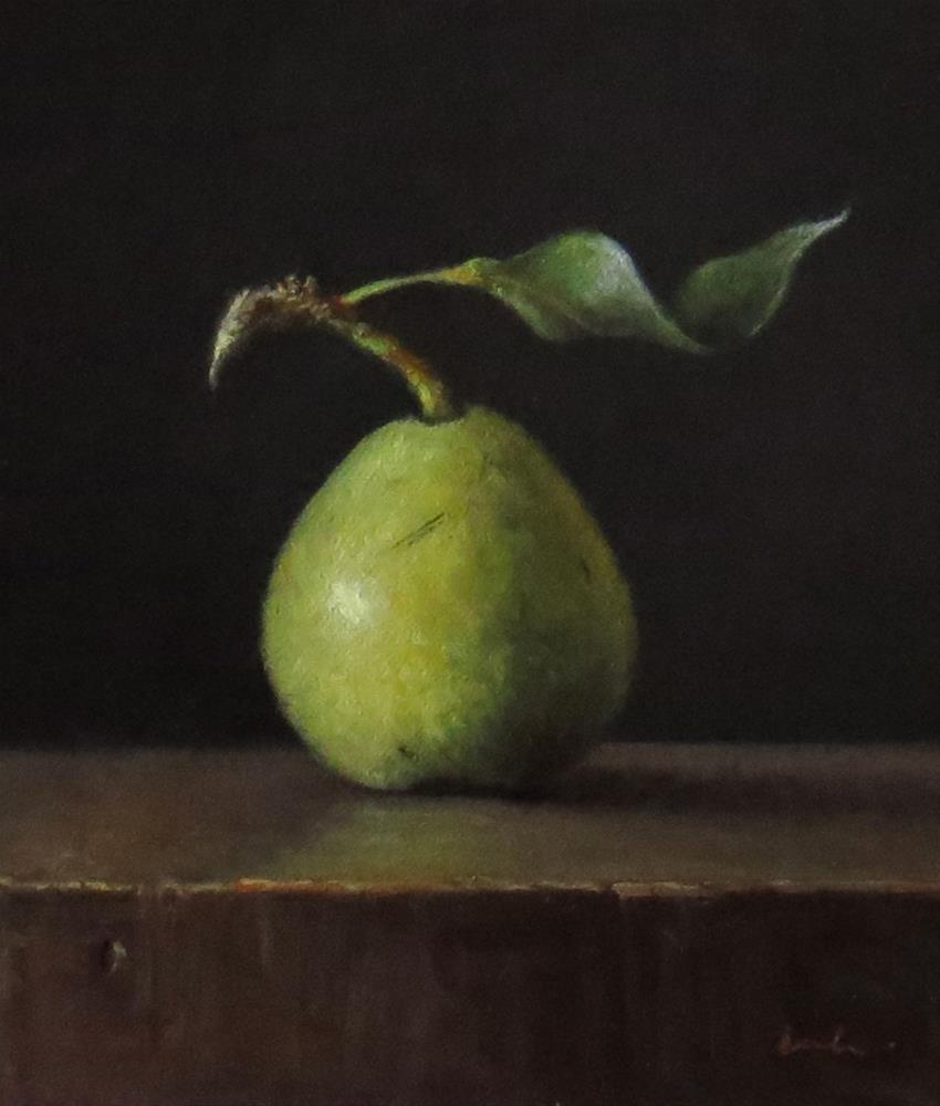 """The Subtleties of Green"" original fine art by Darla McDowell"