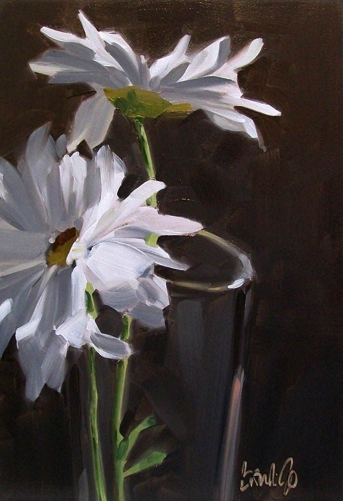 """White light"" original fine art by Brandi Bowman"