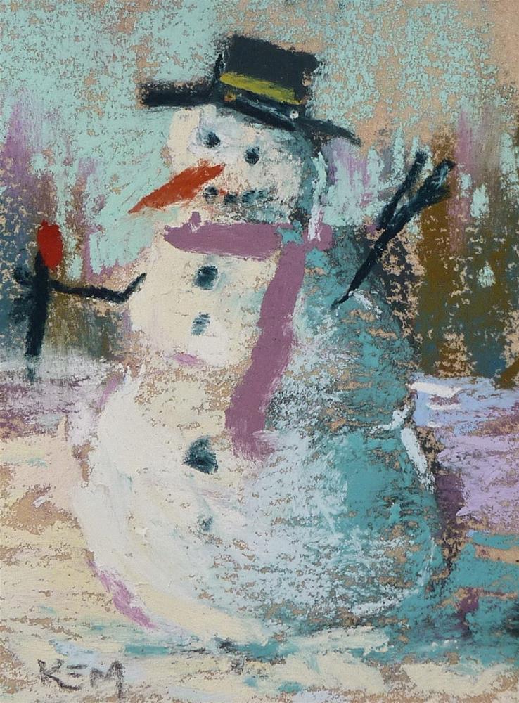 """Great Gifts for Artists"" original fine art by Karen Margulis"