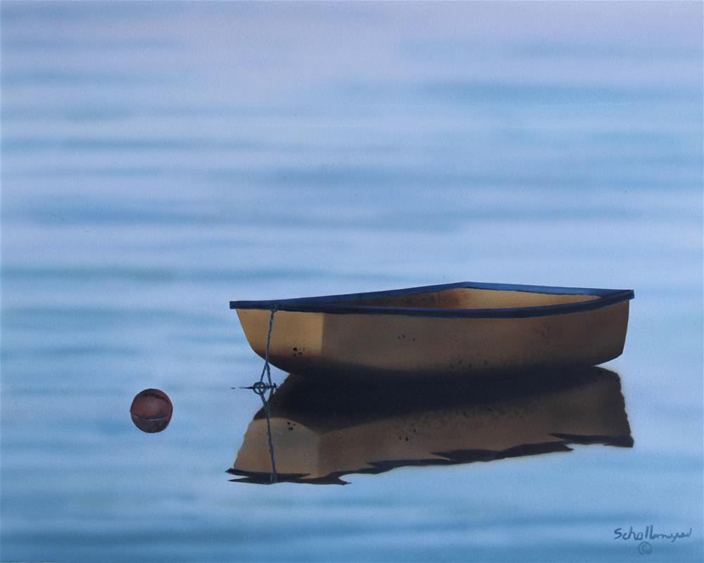 """""""Floating Reflections"""" original fine art by Fred Schollmeyer"""
