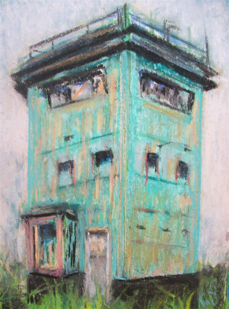 """Obsolete"" original fine art by Niki Hilsabeck"