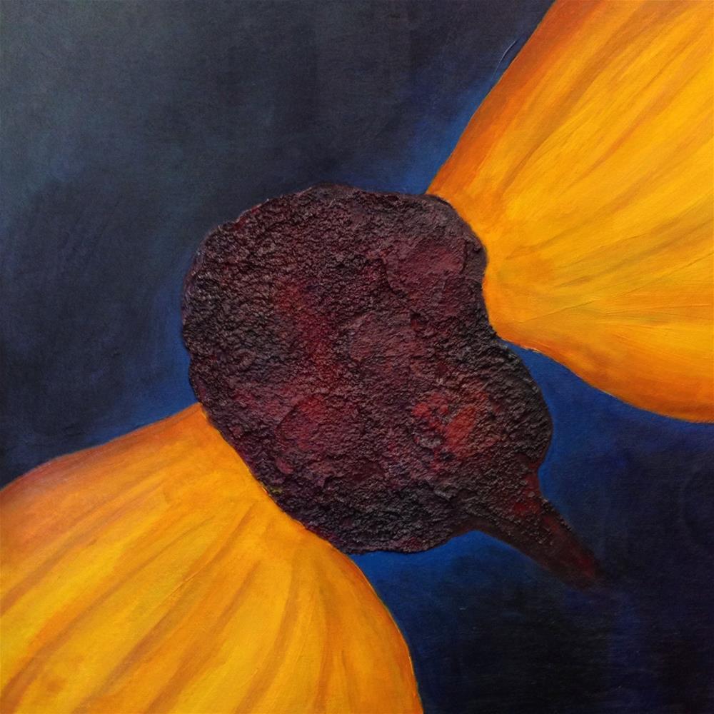 """Winged Victory II "" original fine art by Madeleine Hoffmeister"