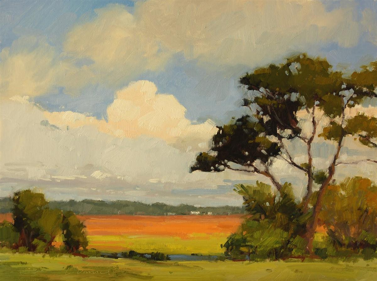 """Before the Storm"" original fine art by Laurel Daniel"