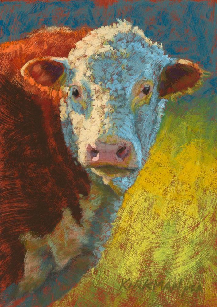 """Murray"" original fine art by Rita Kirkman"