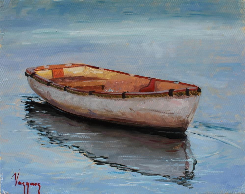 """Clear reflection"" original fine art by Marco Vazquez"