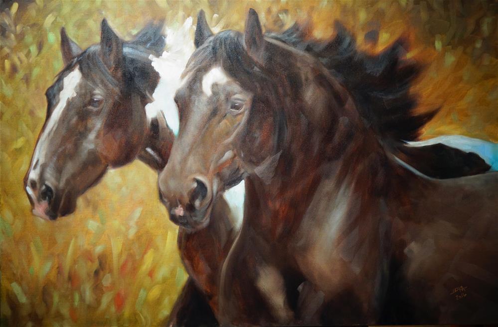 """Untitled"" original fine art by Elaine Juska Joseph"