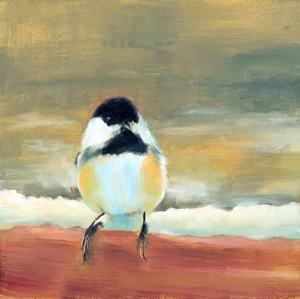 """Just Chillin'"" original fine art by Brenda Ferguson"