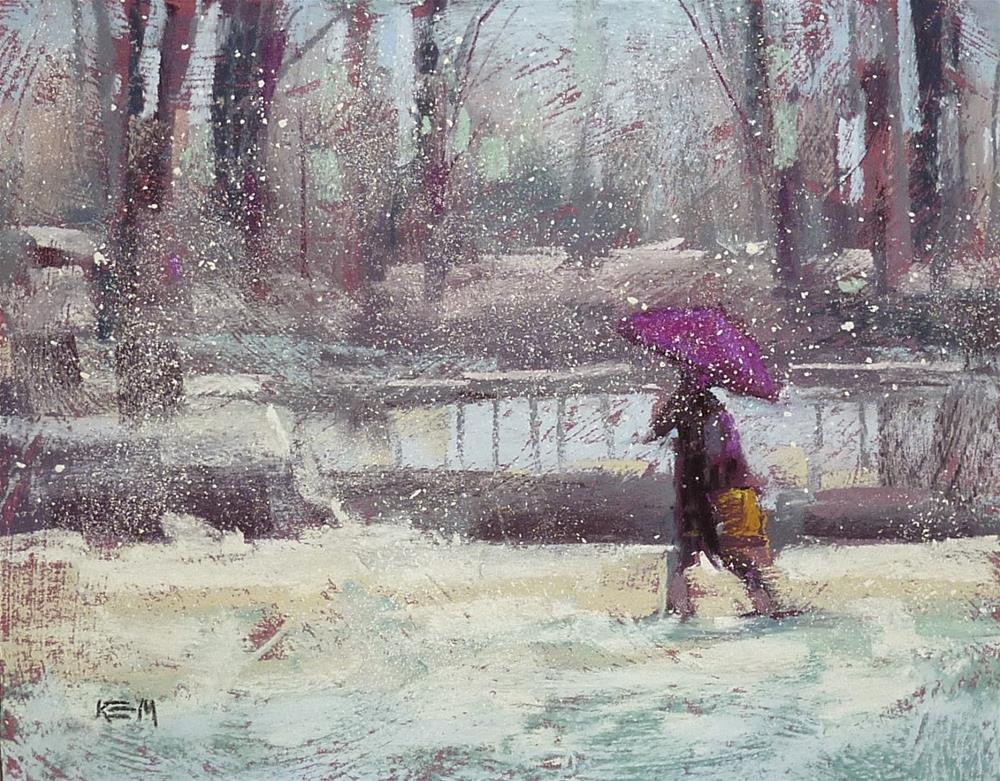 """""""Places and Paintings of 2014...My Top Picks"""" original fine art by Karen Margulis"""
