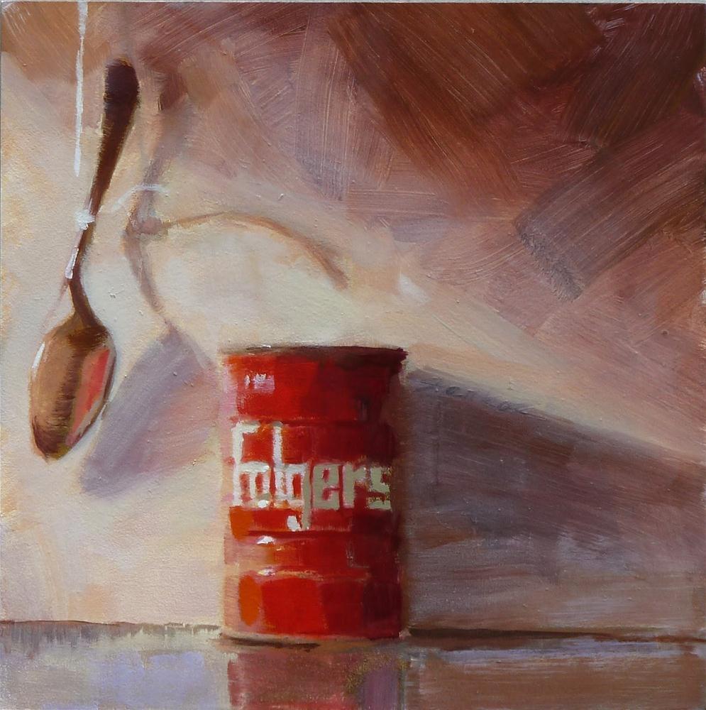 """""""Folgers"""" original fine art by Ron Ferkol"""