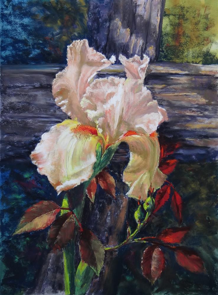 """""""Rejoice"""" original fine art by Denise Beard"""