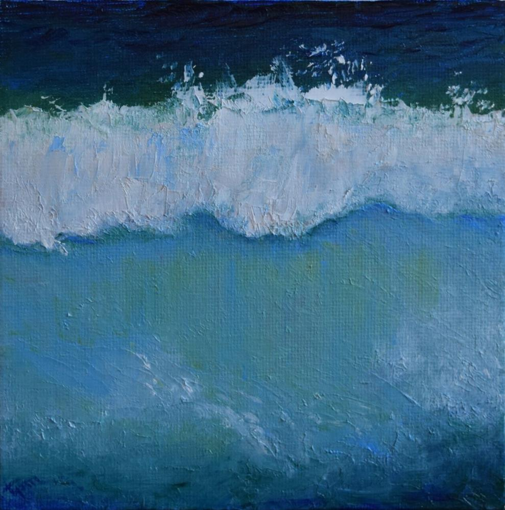 """Big Splash!"" original fine art by Tisha Mark"