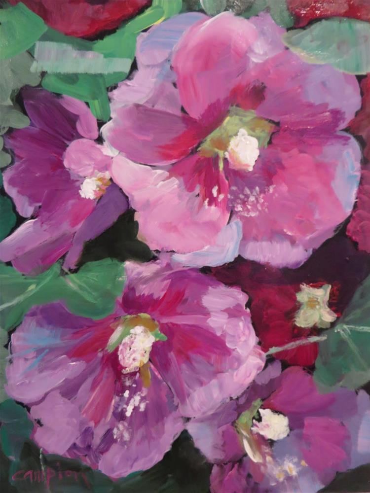 """657 Old Fashioned"" original fine art by Diane Campion"