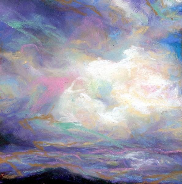 """SOOTHE MY SOUL flew away!"" original fine art by Susan Roden"