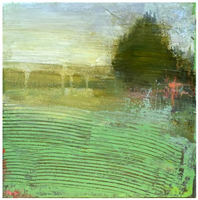 """""""Sugar Hill #1"""" original fine art by Steven Goodman"""