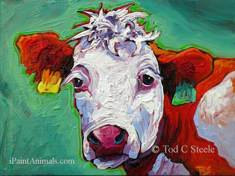 """Juniper Rose - 12x9 - by Tod C Steele"" original fine art by Tod Steele"