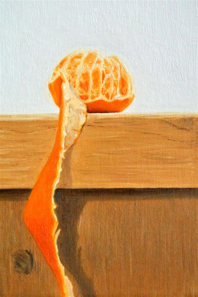 """Oh M' Darlin' Clemantine"" original fine art by James Coates"