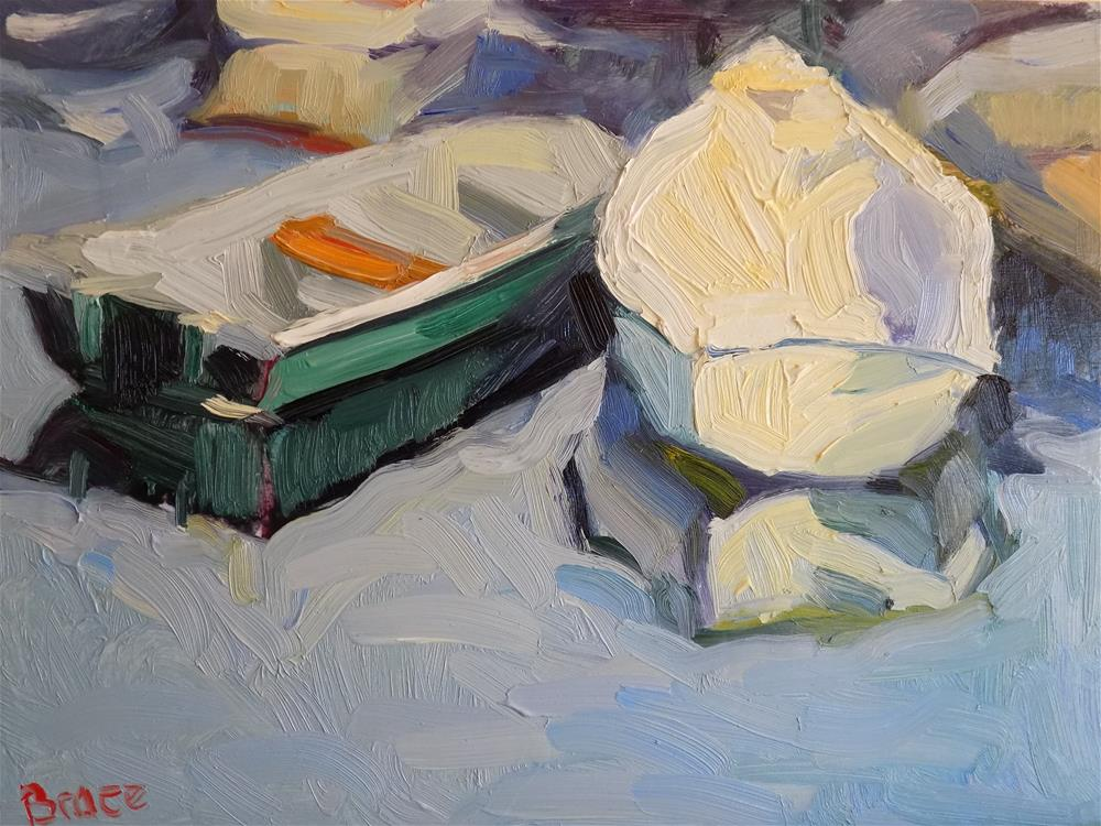 """""""So Inviting"""" original fine art by Rita Brace"""