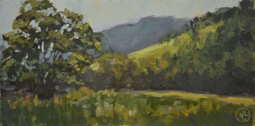 """""""the big oak"""" original fine art by Dottie  T  Leatherwood"""