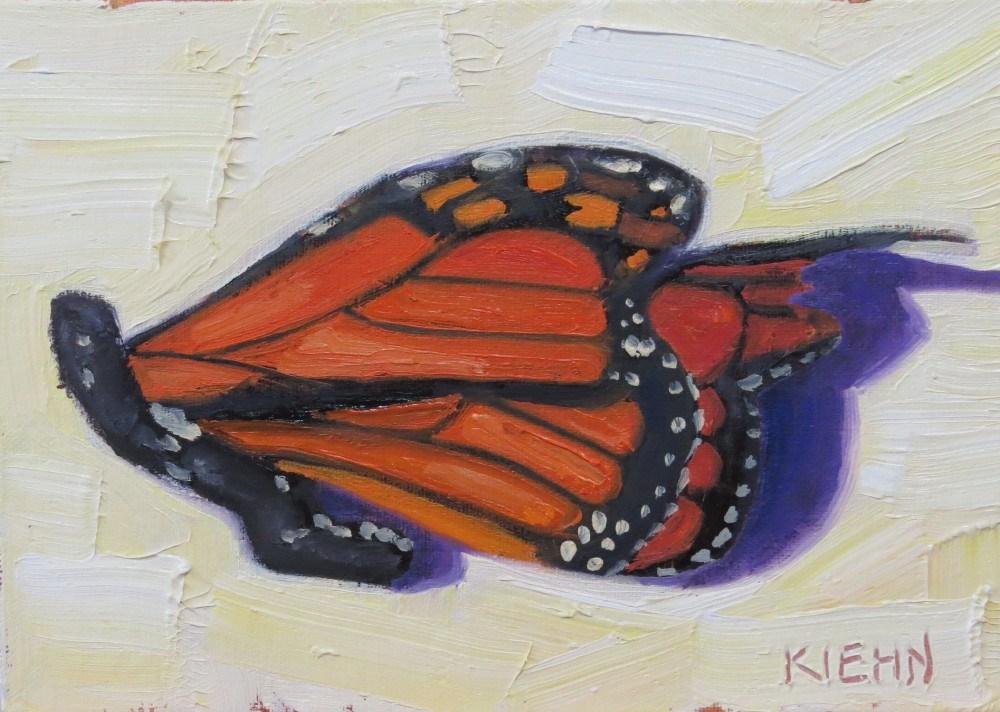 """""""Left Behind"""" original fine art by Richard Kiehn"""