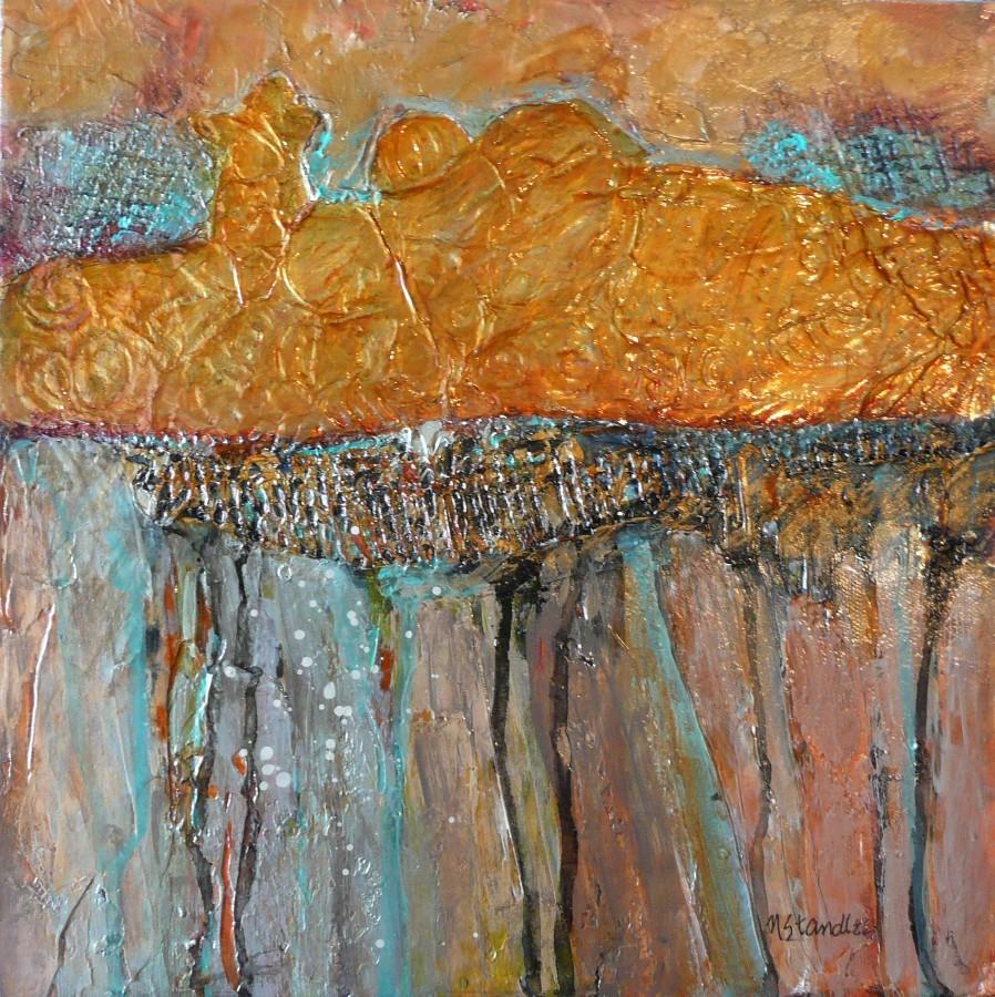 """Praise 11102"" original fine art by Nancy Standlee"