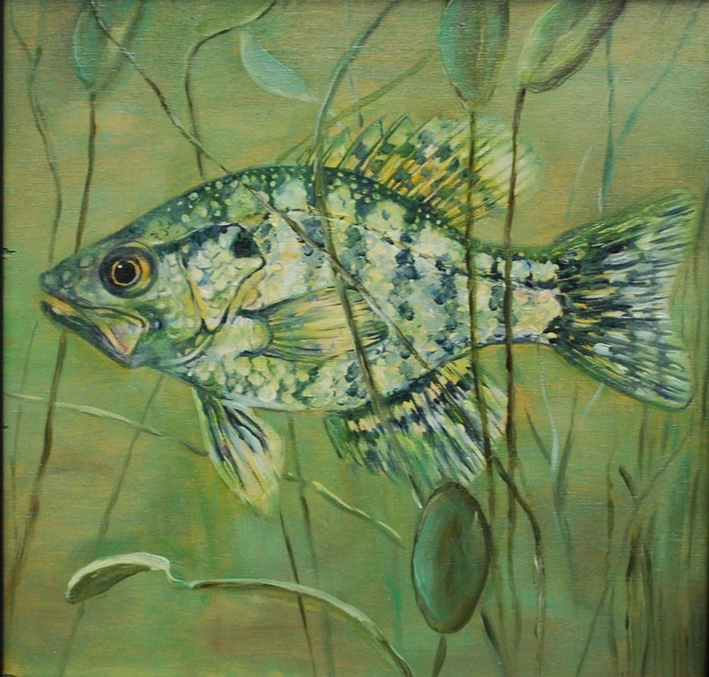 """Suspended in memory"" original fine art by Beverley Phillips"