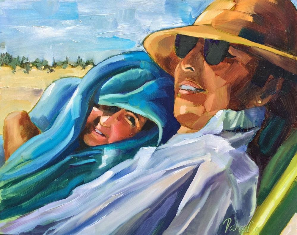 """""""Nauset Beach"""" original fine art by Rita Paradis"""