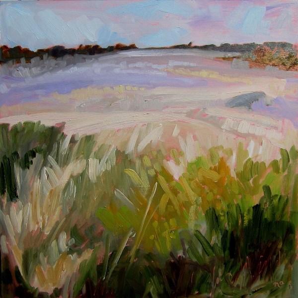"""Spring On The Prairies"" original fine art by Nicki Ault"