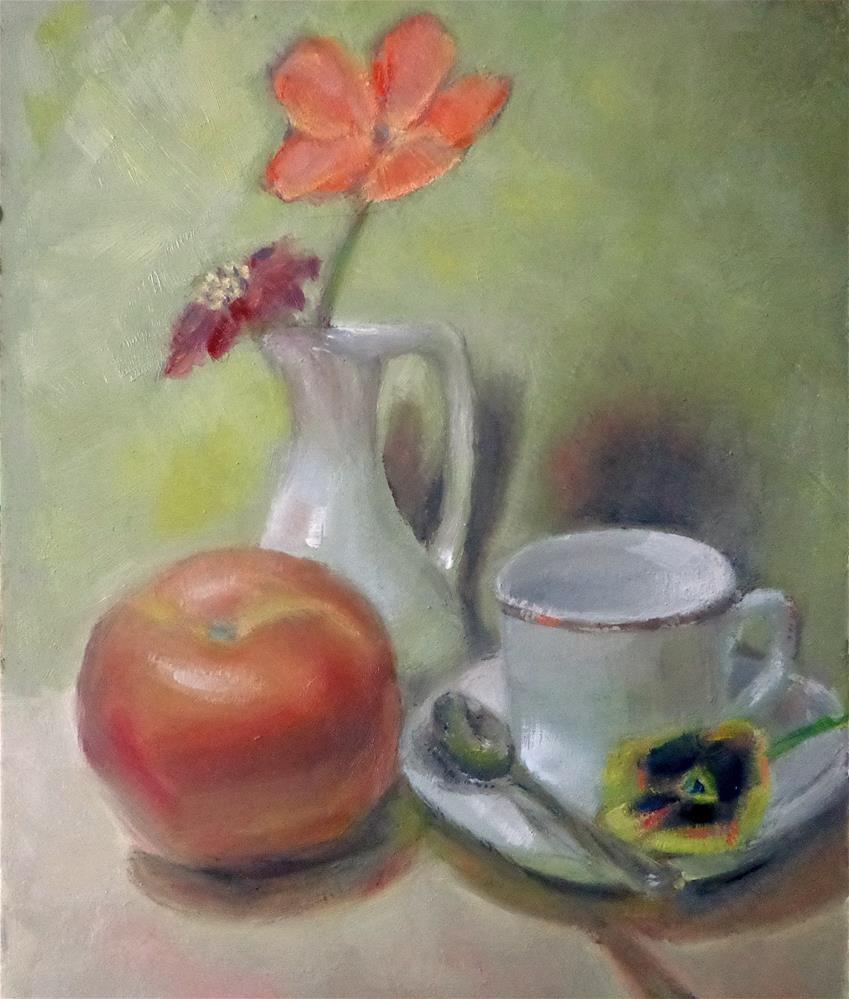 """""""Still life"""" original fine art by Maria Z."""