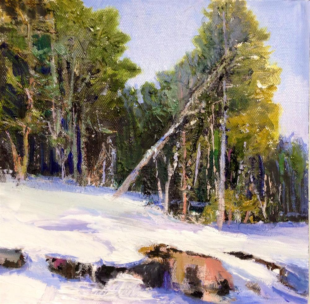 """""""Days Like This"""" original fine art by Cathy Boyd"""