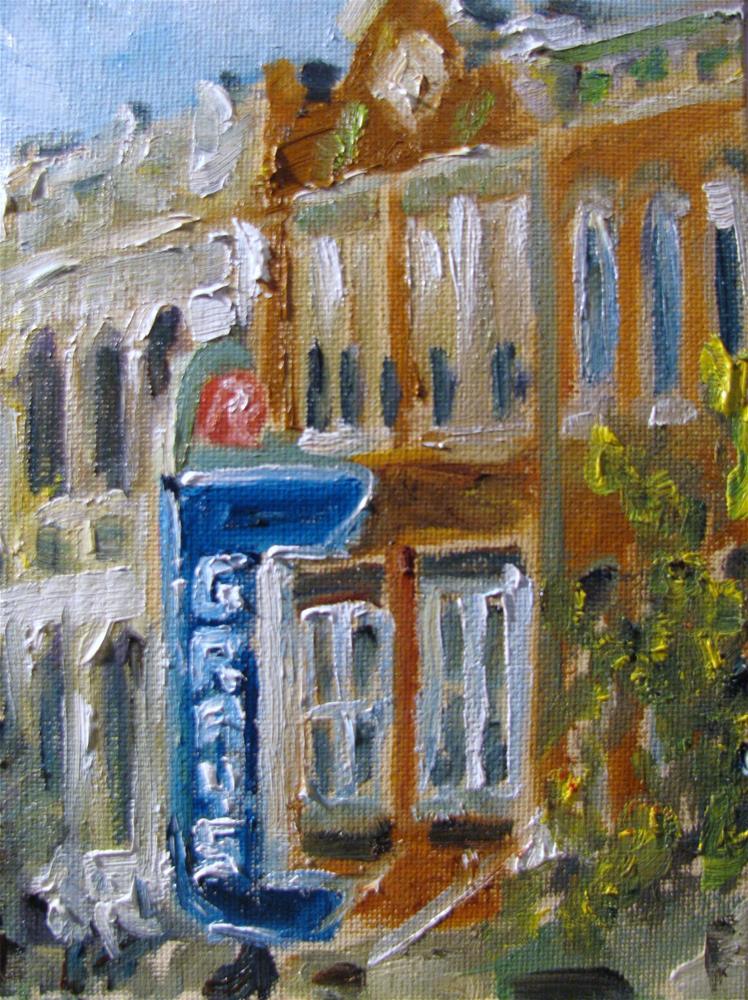"""Grays"" original fine art by Susan Elizabeth Jones"