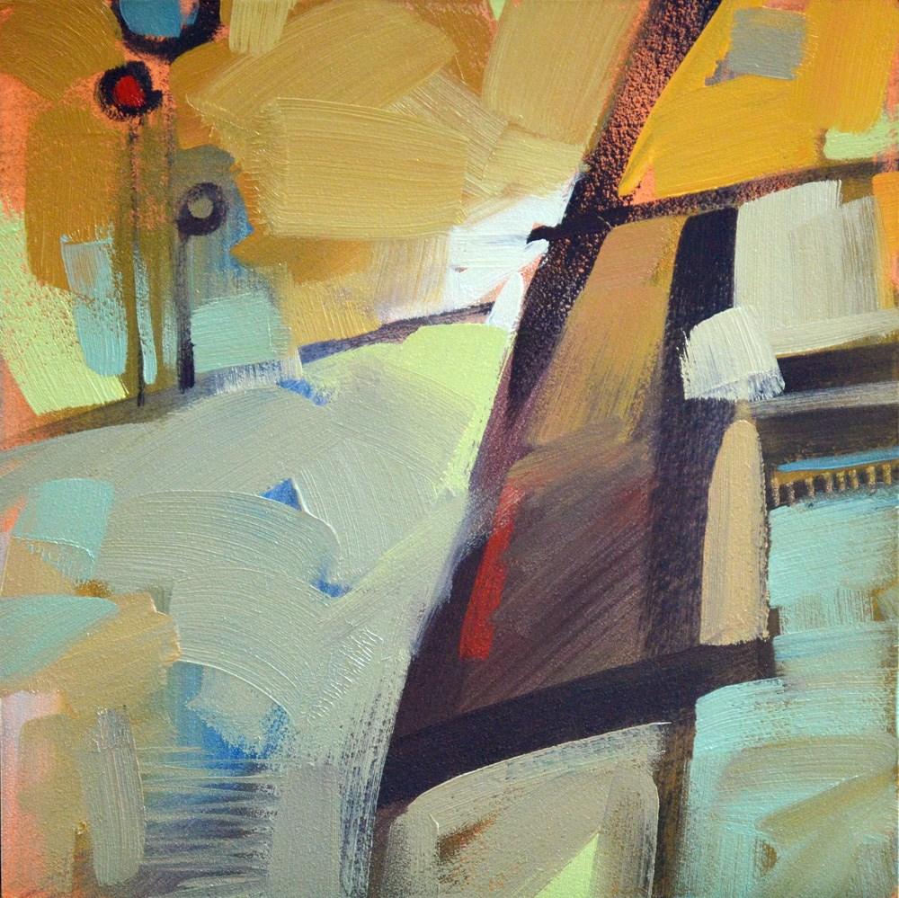 """""""Four Times Over"""" original fine art by Carol Marine"""