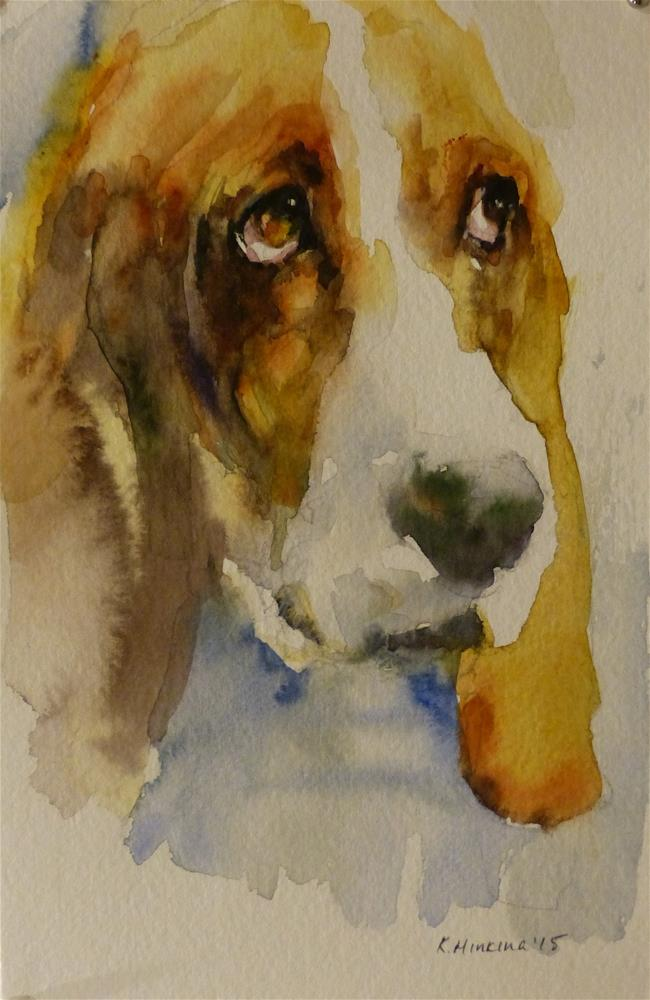 """adopt101"" original fine art by Katya Minkina"