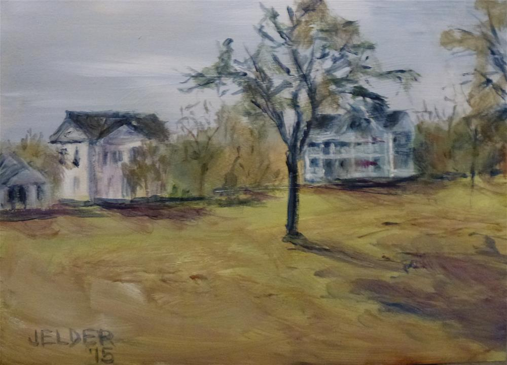 """""""Victoria"""" original fine art by Judith Elder"""