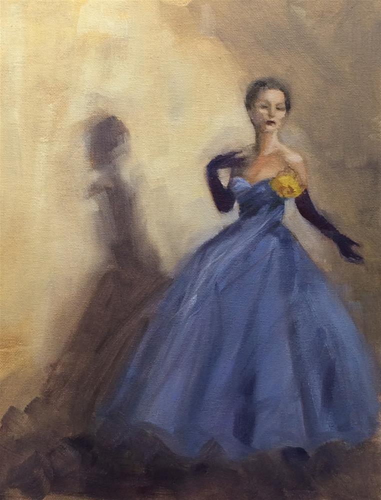 """Dance"" original fine art by Suzanne Gysin"