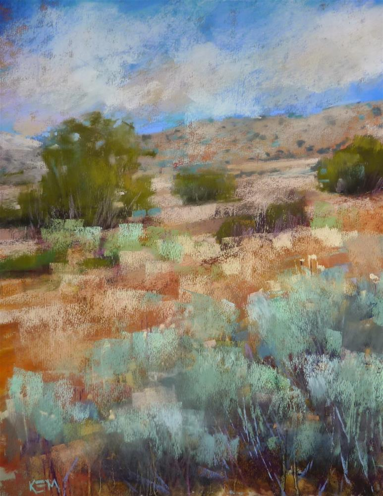 """How to be a Better Painter... part one"" original fine art by Karen Margulis"