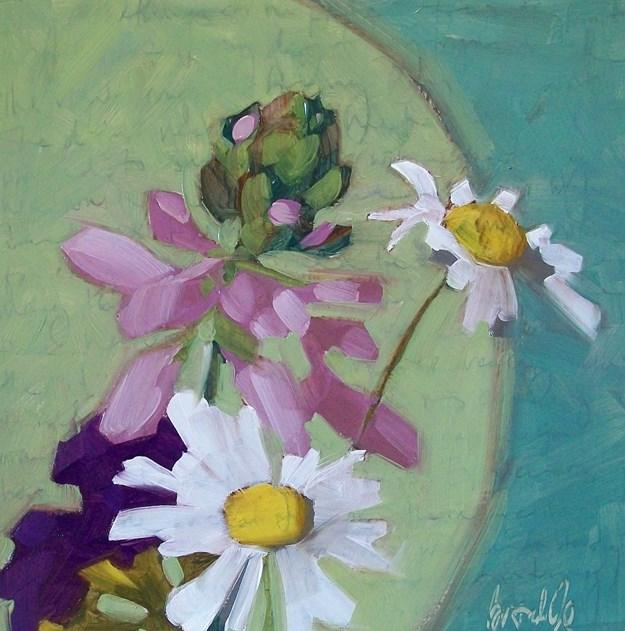 """Simple needs"" original fine art by Brandi Bowman"