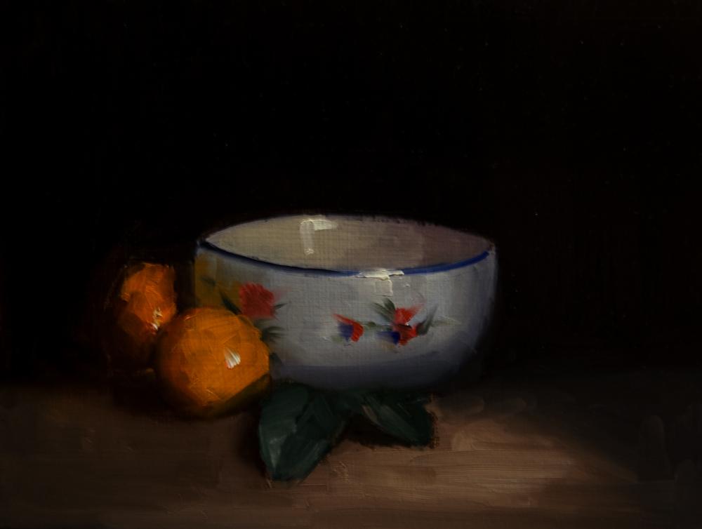 """Sugar Bowl"" original fine art by Neil Carroll"