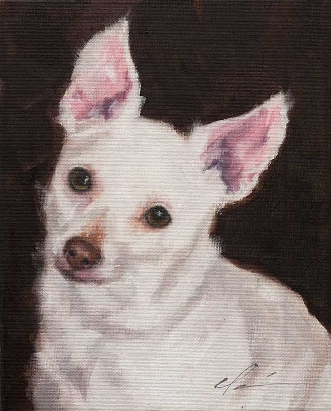 """""""Portraits and Holiday Sale!"""" original fine art by Clair Hartmann"""