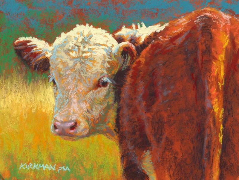"""Midge"" original fine art by Rita Kirkman"