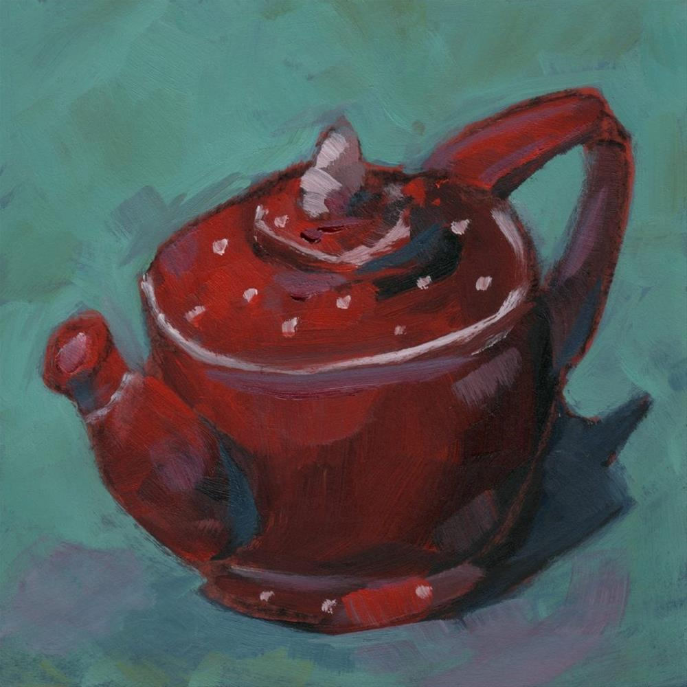 """0289: Now For Some Tea"" original fine art by Brian Miller"