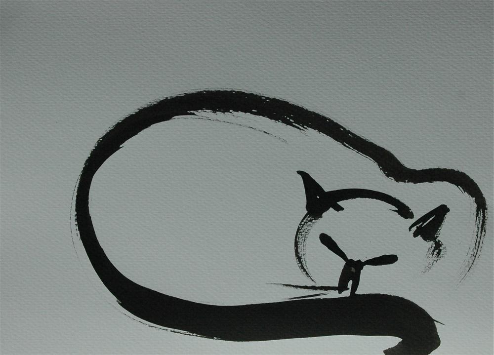 """Always dreaming..."" original fine art by Ulrike Schmidt"