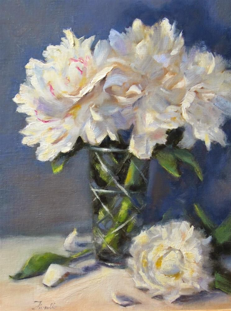 """Waterford"" original fine art by Pat Fiorello"